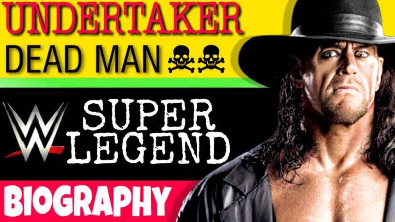Undertaker Biography In Hindi   अंडरटेकर की जीवनी