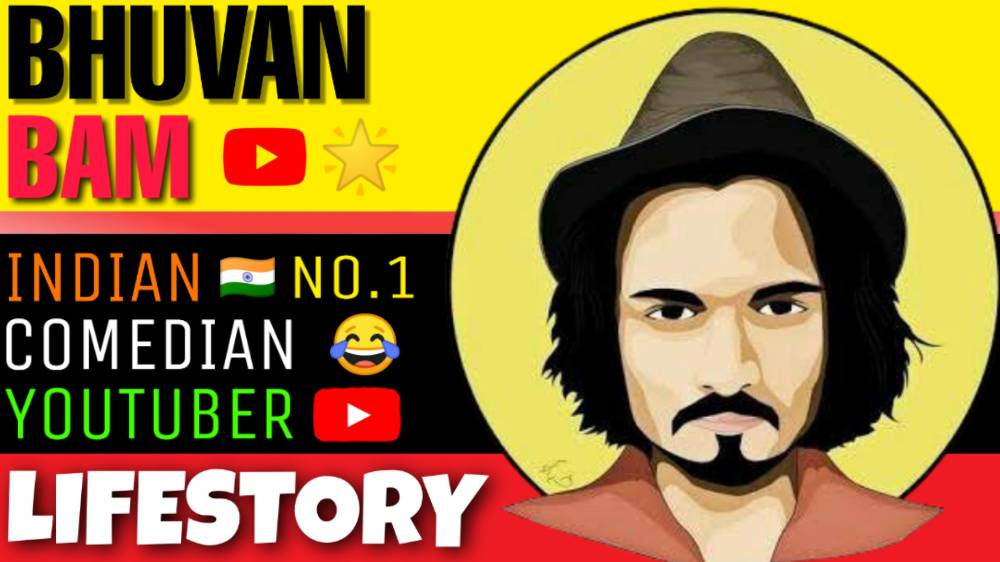 Bhuvan Bam Biography In Hindi [ Income 💵 ??]