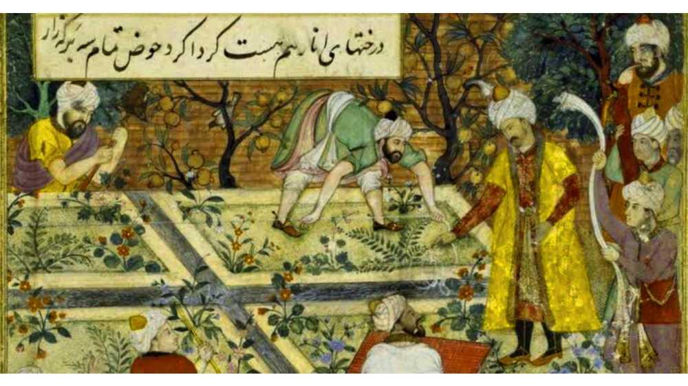 Babur History in Hindi